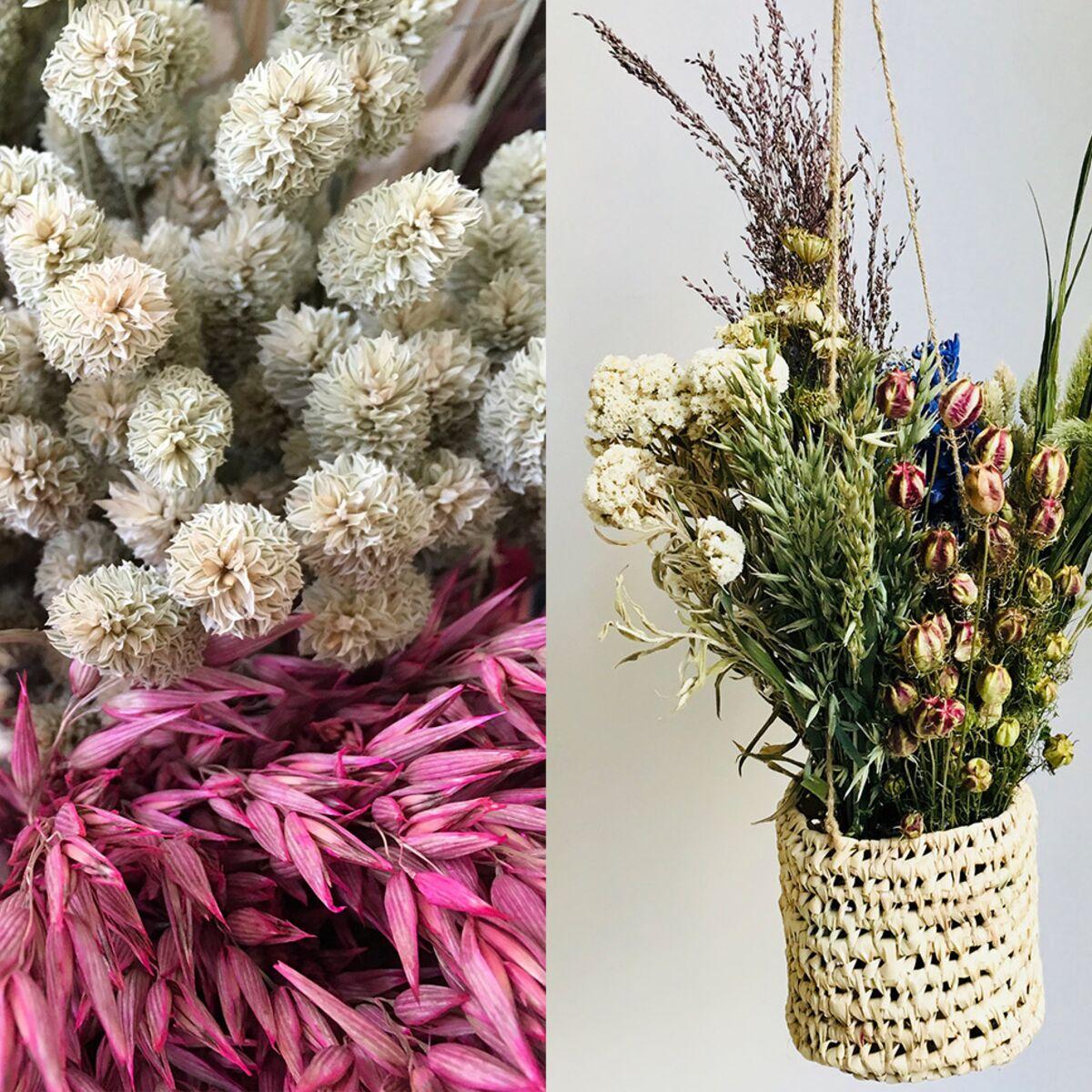 Comment Faire Secher Une Rose Fraiche tendance déco : comment faire sécher ses fleurs ? : femme
