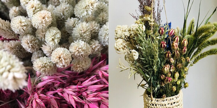 Tendance déco : comment faire sécher ses fleurs ?