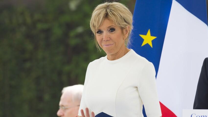 Brigitte Macron s'est offert une coupe ultra tendance pour la rentrée