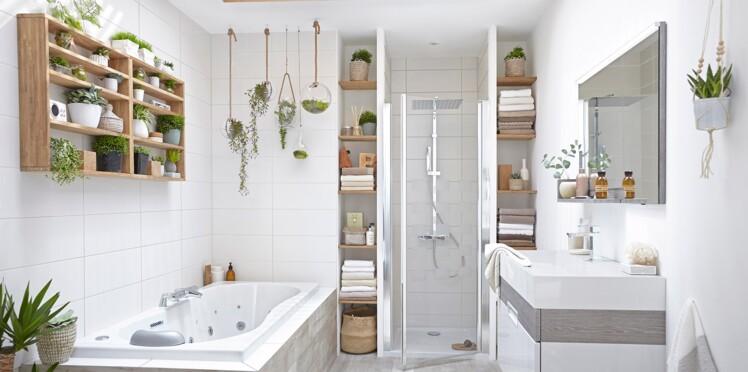 Salles de bains zen et meubles de salle de bains - Schmidt