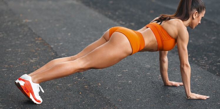 exercice fessier femme efficace