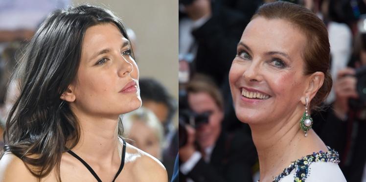 Charlotte Casiraghi enceinte : Carole Bouquet, la mère de son compagnon Dimitri Rassam, est folle de joie