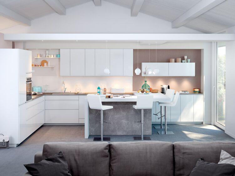 4 astuces pour avoir une cuisine toujours bien rang e femme actuelle le mag. Black Bedroom Furniture Sets. Home Design Ideas
