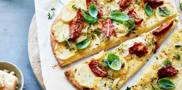 Nos recettes italiennes en version végétarienne
