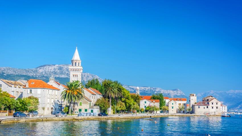 Croatie : les endroits à visiter en Dalmatie