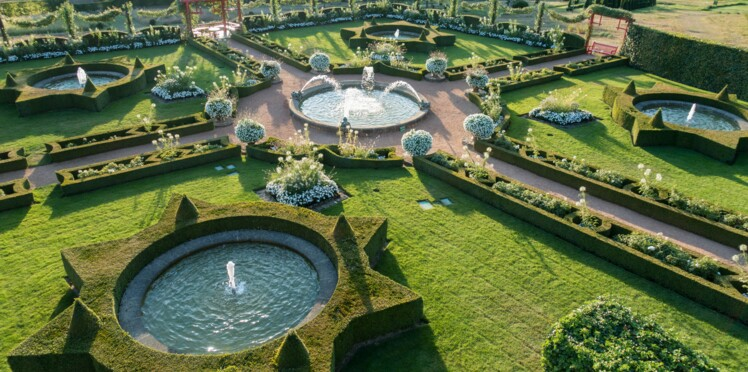 4 jardins historiques à visiter toute l'année