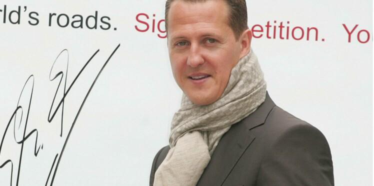 """Michael Schumacher """"pleure"""", des proches se confient sur son état de santé"""