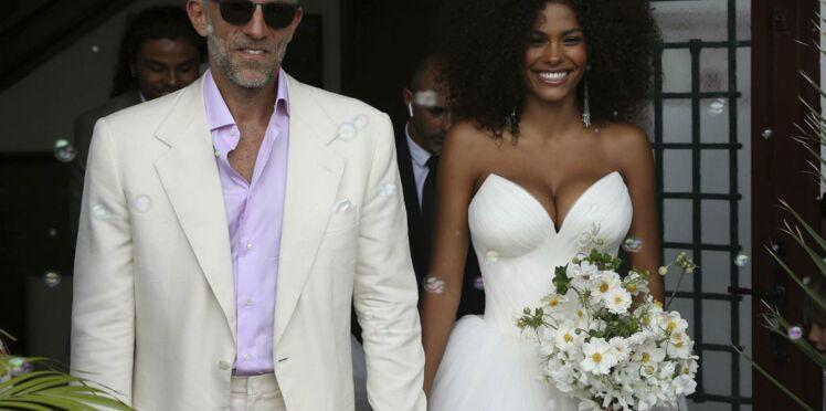 Gilles Lellouche, Leïla Bekhti, Romain Duris… les stars présentes au mariage de Vincent Cassel et Tina Kunakey