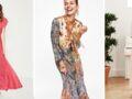 Robes longues : les plus beaux modèles la rentrée