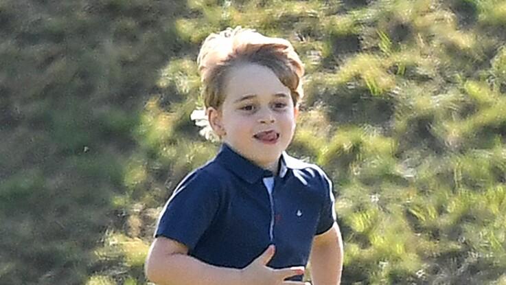 Photos – Pourquoi la dernière sortie du prince George choque les internautes