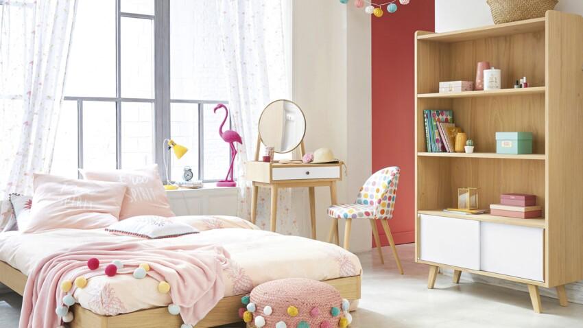 Toutes nos idées déco pour une chambre d'ado de fille