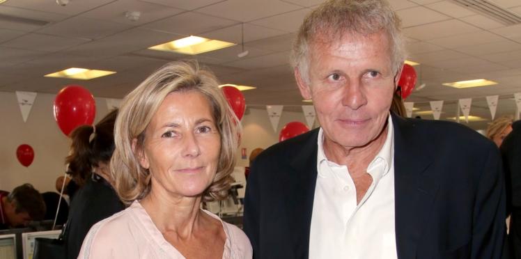 Photos - Claire Chazal et PPDA, complices lors d'un événement littéraire