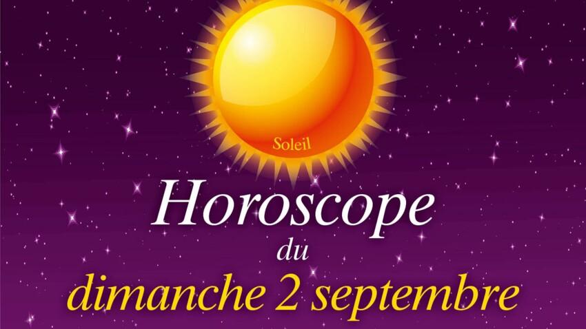 Horoscope du dimanche 2 septembre 2018 par Marc Angel