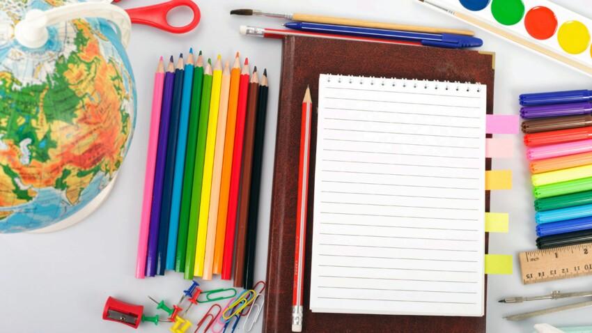 Rentrée des classes : 20 DIY faciles pour customiser ses fournitures