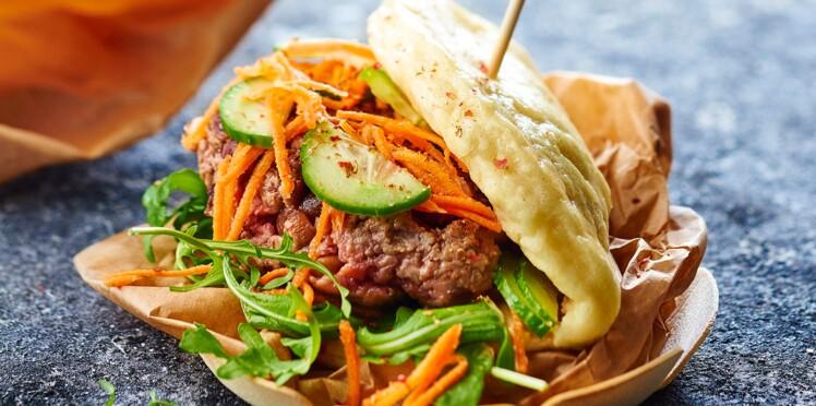 Tendance : le bao burger, une recette fusion food à adopter d'urgence