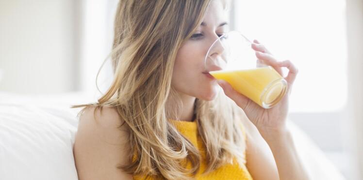 7 bonnes raisons d'arrêter de boire du jus de fruits