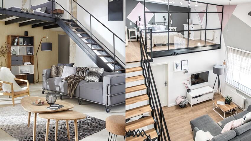 Mezzanines : 5 aménagements pour gagner de la place dans la maison