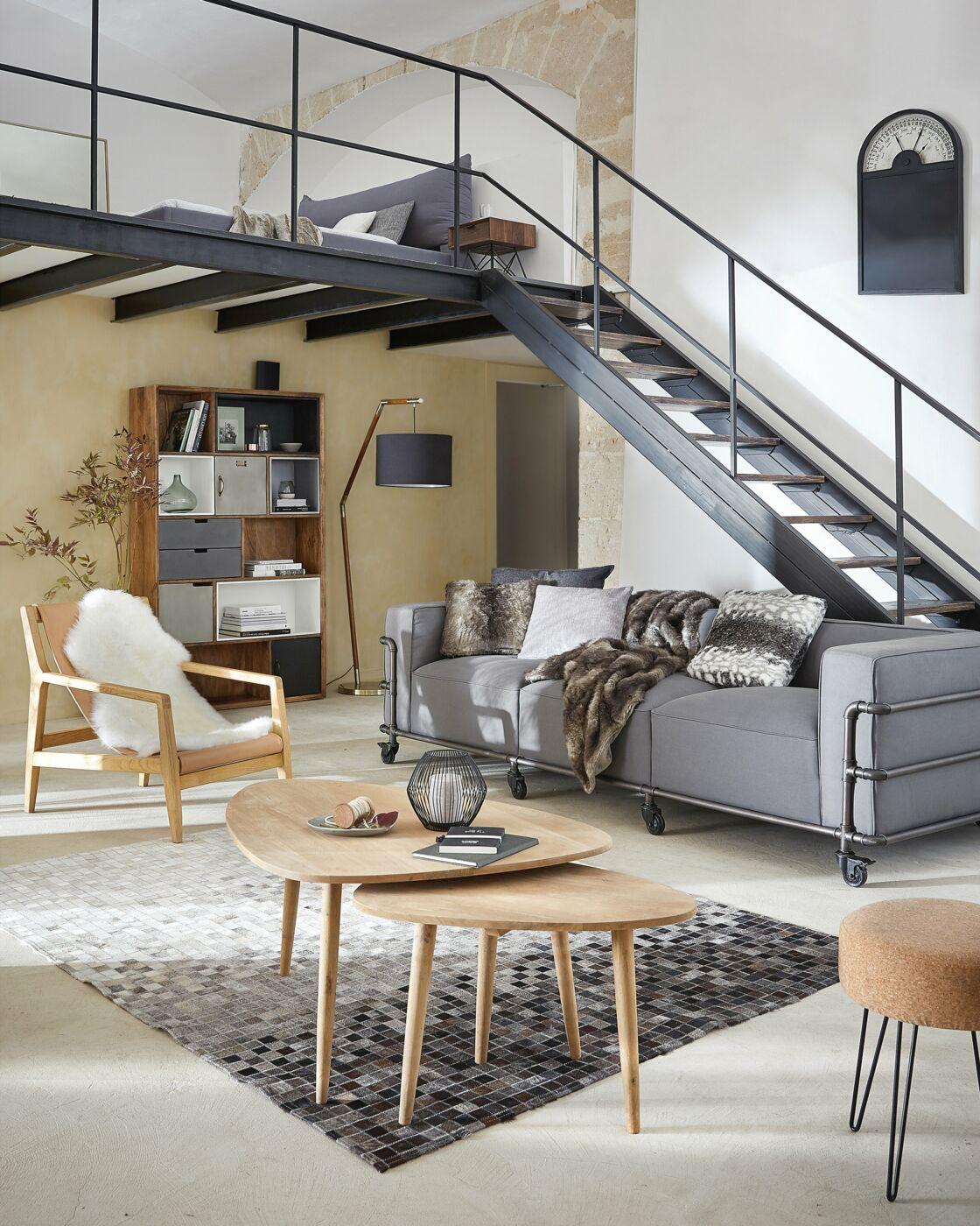 Mezzanines : 5 aménagements pour gagner de la place dans la ...