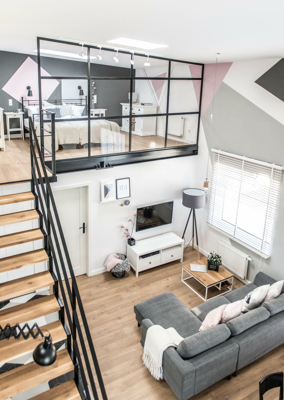 Mezzanines : 5 aménagements pour gagner de la place dans la maison ...