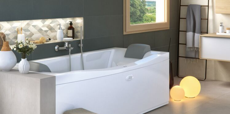 Comment refaire sa salle de bain sans casser le carrelage ?