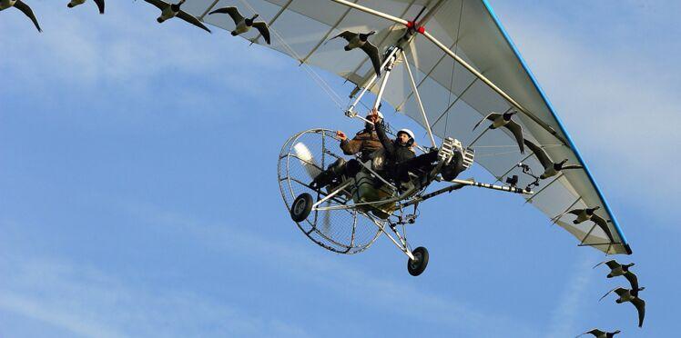 Voler en ULM avec les oiseaux : récit d'une expérience incroyable