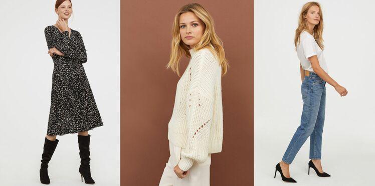 H&M : 20 nouveautés tendance et petits prix pour la rentrée