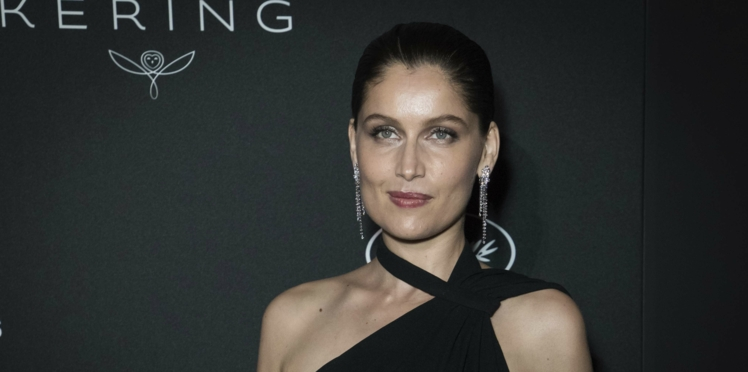"Laetitia Casta évoque ""la fougue"" de son mari Louis Garrel"