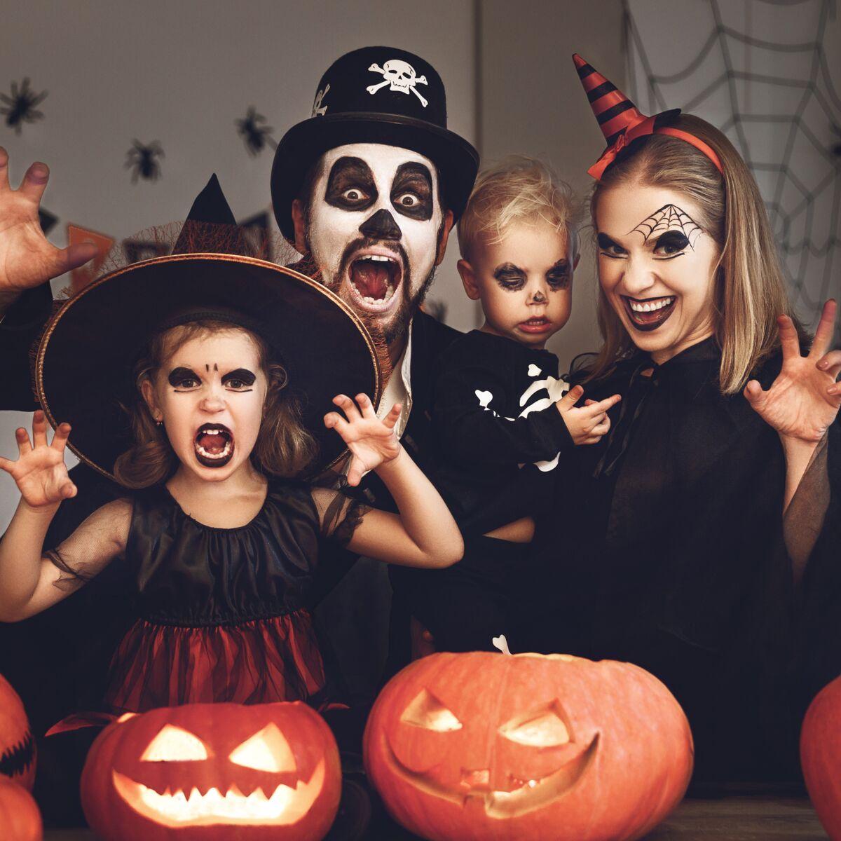 Deguisement Adulte Halloween A Faire Soi Meme.Halloween 10 Deguisements Pour Enfants A Faire Soi Meme Femme Actuelle Le Mag