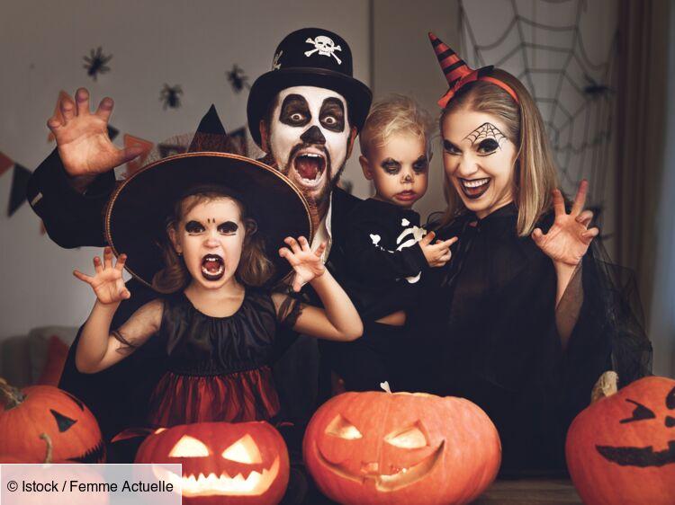 Halloween 10 Deguisements Pour Enfants A Faire Soi Meme Femme Actuelle Le Mag