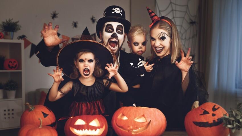 Halloween : 10 déguisements pour enfants à faire soi-même