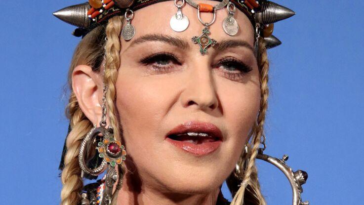 Photo- Madonna partage des clichés inédits pour les 13 ans de son fils David