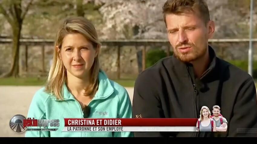 Pékin Express : Didier et Christina sont-ils en couple ?