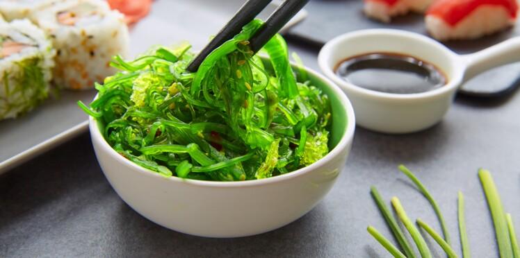 Santé, minceur... les 6 algues qui nous veulent du bien