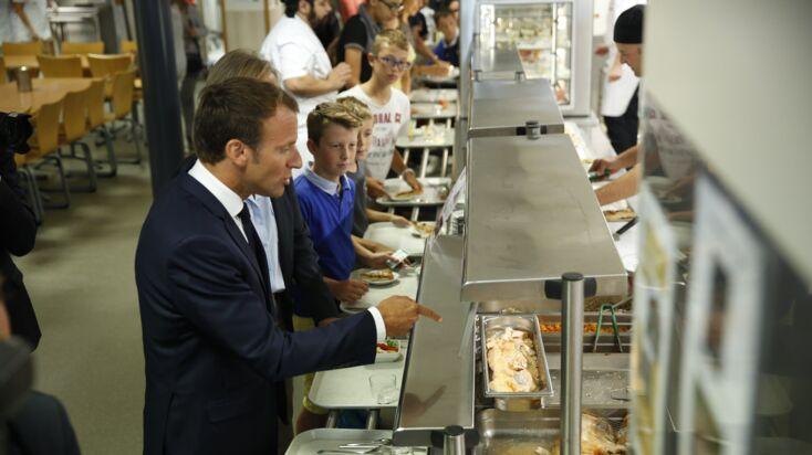 Découvrez quel est le plat préféré d'Emmanuel Macron (et ce n'est pas le cordon bleu)