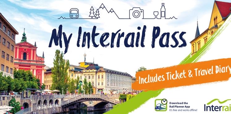 4 pass Interrail à gagner
