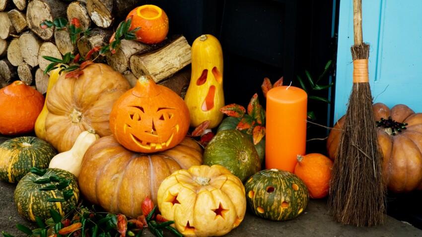 Halloween : comment creuser une citrouille