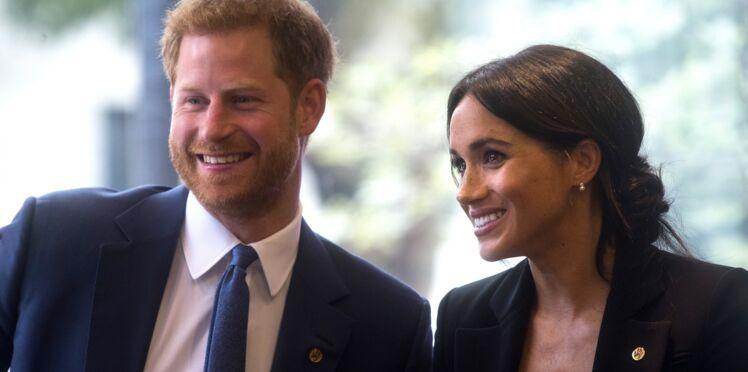 Photos - Meghan Markle : elle a osé remettre une tenue que le prince Harry ne voulait plus voir !