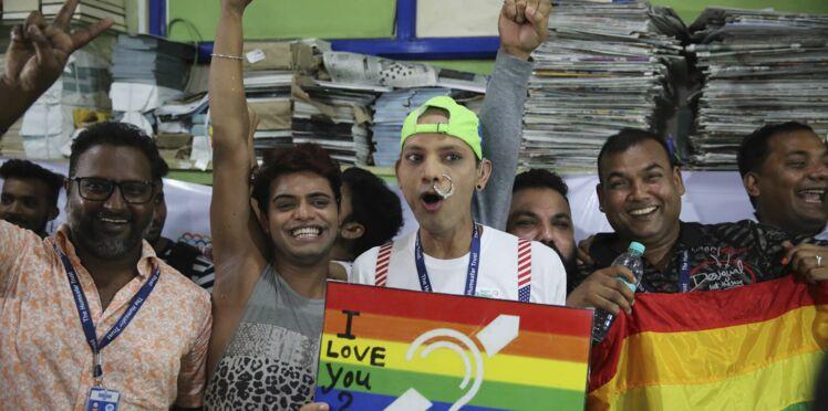 En Inde, être homosexuel n'est (enfin) plus un crime