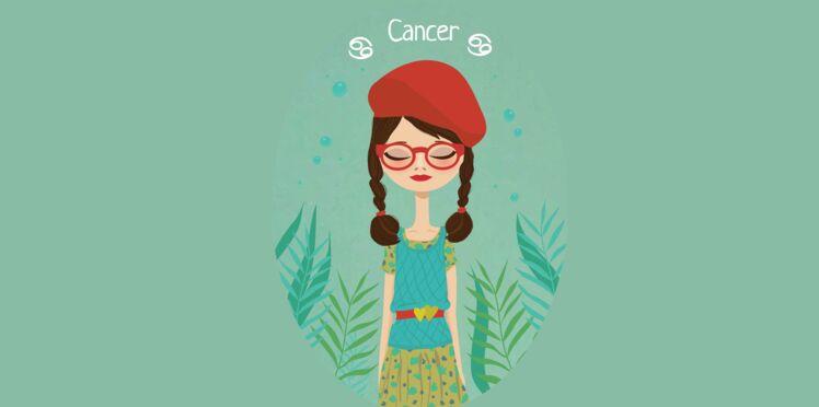Octobre 2018 : horoscope du mois pour le Cancer