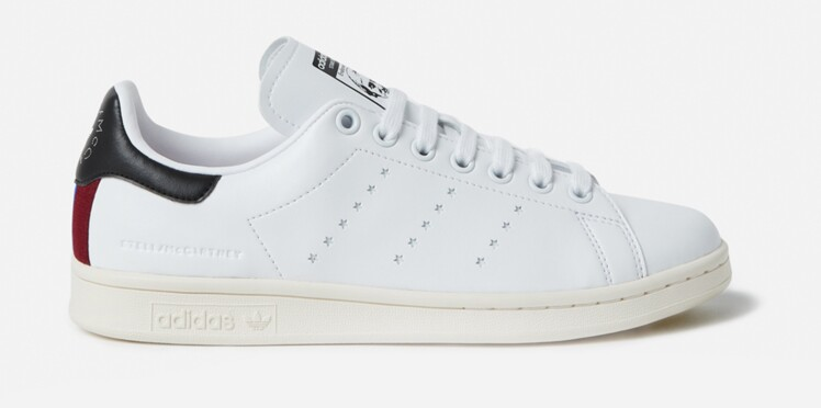 Crush mode ! Les nouvelles Stan Smith vegan Adidas x Stella McCartney