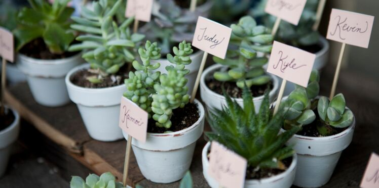 Marque place à faire soi-même : 27 DIY faciles et pas chers
