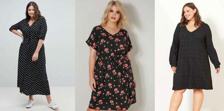 Mode ronde : 20 robes tendance pour l'automne