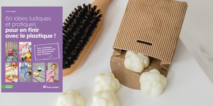 La recette du shampoing solide, facile et pas chère