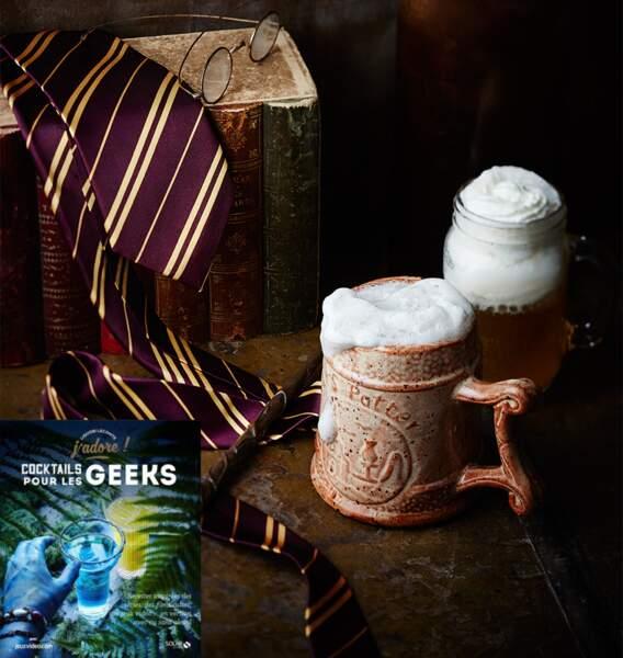 La bièraubeurre d'Harry Potter