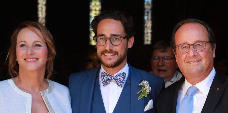 Photos – Ségolène Royal, une maman comblée au mariage de son fils Thomas Hollande