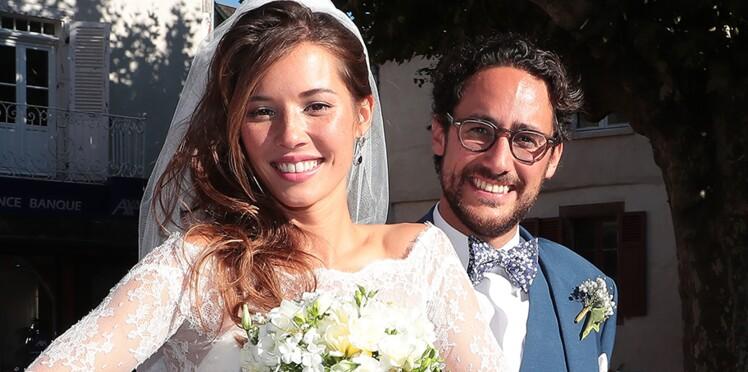 Photos - Thomas Hollande et Emilie Broussouloux mariés : les images de leur union célébrée en Corrèze