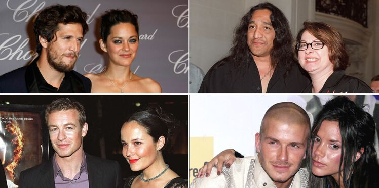 Photos - Saint Valentin : ces couples de stars qui durent