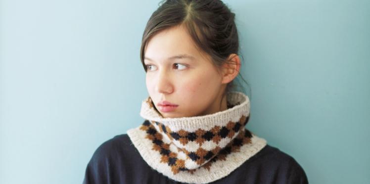 A tricoter ou a crocheter, tous nos modèles de snoods