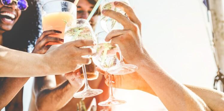 2 jours par semaine sans alcool, le secret pour rester en forme