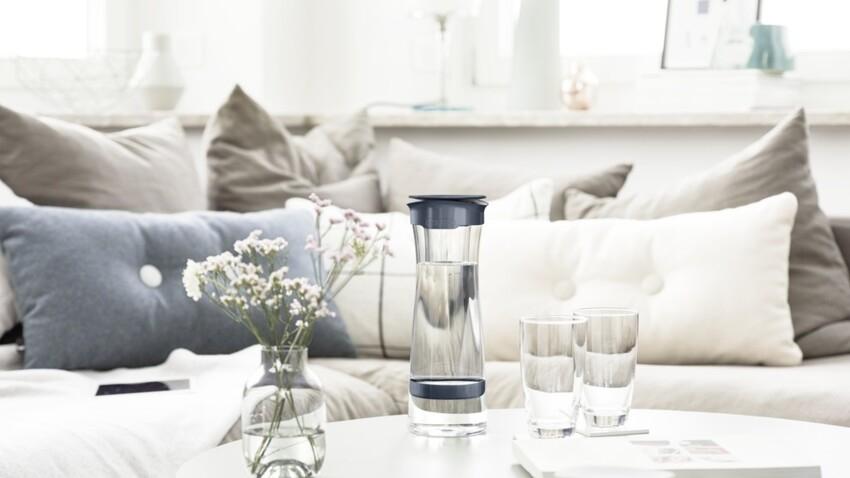 Carafe filtrante en verre : comment bien l'entretenir ?